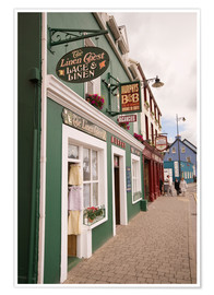 Poster  Dingle, County Kerry - Robert Harding Productions