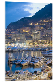 Forex  Harbour in the Port of Monaco, Principality of Monaco, Cote d'Azur, Mediterranean, Europe - Christian Kober