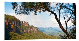 Acrylglas  The Three Sisters in Australien - Matthew Williams-Ellis