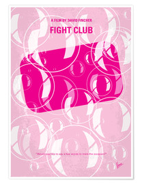 Premium-Poster  Fight Club - chungkong