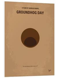 Hartschaumbild  Groundhog Day - chungkong