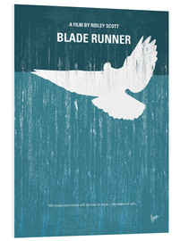 Forex  No011 My Blade Runner minimal movie poster - chungkong