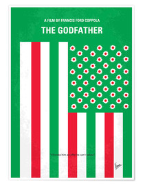 Premium-Poster The Godfather