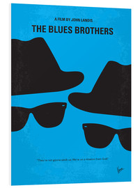 Hartschaumbild  The Blues Brothers - chungkong