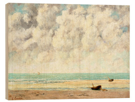 Gustave Courbet - Ruhige See