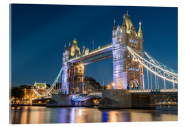 Acrylglasbild  Tower Bridge, London - Markus Ulrich