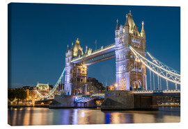 Leinwandbild  Tower Bridge, London - Markus Ulrich