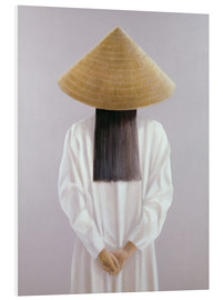 Lincoln Seligman - Vietnam, back view
