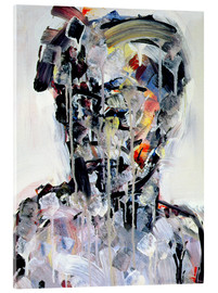 Acrylglasbild  David Bowie, 1994 - Stephen Finer