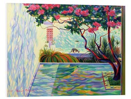 Forex  Cat in a Mexican Garden - Robert Tyndall