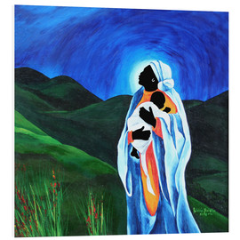 Forex  Madonna and child - Hope for the world, 2008 - Patricia Brintle