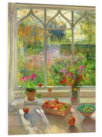 Forex  Blick in den Garten - Timothy Easton