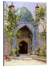 Alubild  Chanbagh Madrasses, Isfahan - Bob Brown