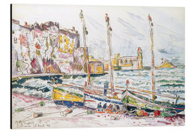Alubild  Collioure - Paul Signac