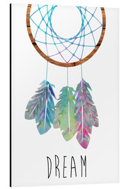 Alubild  Dreamcatcher - GreenNest