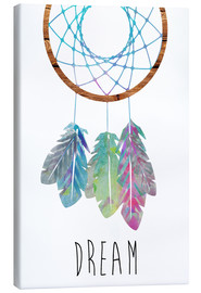 Leinwandbild  Dreamcatcher - GreenNest