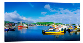 Acrylglasbild  Hafen von Dingle, Irland - The Irish Image Collection