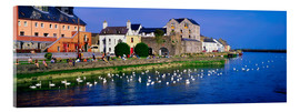 Acrylglasbild  Co Galway in Irland - The Irish Image Collection