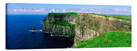 Leinwandbild  Klippen von Moher - The Irish Image Collection