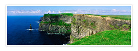 The Irish Image Collection - Klippen von Moher