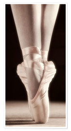 Poster  Ballett Schuhe - Don Hammond