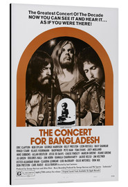 Alu-Dibond  THE CONCERT FOR BANGLADESH