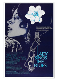 Premium-Poster Lady Sings the Blues
