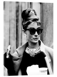 Acrylglas  BREAKFAST AT TIFFANY'S
