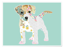 GreenNest - Jack Russel Collage