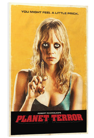 Hartschaumbild  Planet Terror - Entertainment Collection