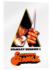Acrylglas  A Clockwork Orange