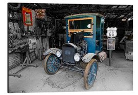 Alubild  Route66 Alter Ford TT - Michael Rucker