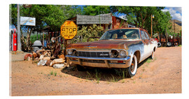 Michael Rucker - Route66- Alter Chevrolet Impala