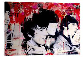 Acrylglasbild  The Beatles - Michiel Folkers