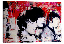 Leinwandbild  The Beatles - Michiel Folkers
