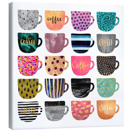 Elisabeth Fredriksson - Pretty Coffee Cups