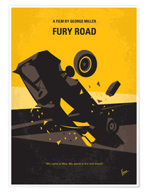 Premium-Poster Mad Max - Fury Road
