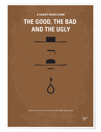 Premium-Poster The Good, The Bad And The Ugly