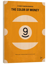 Holzbild  The Color Of Money - chungkong
