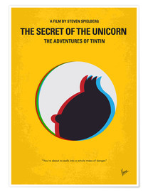 Premium-Poster The Secret Of The Unicorn