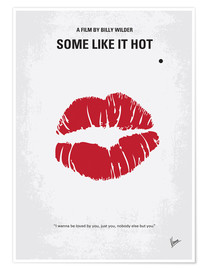 Premium-Poster  Some Like It Hot - chungkong