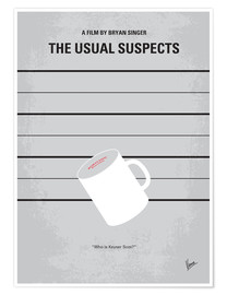 Premium-Poster  The Usual Suspects - chungkong
