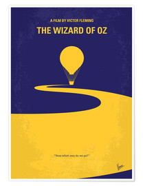 Premium-Poster The Wizard Of Oz