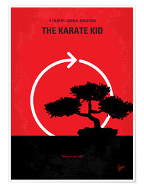 Premium-Poster The Karate Kid