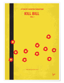 Premium-Poster Kill Bill Vol. I