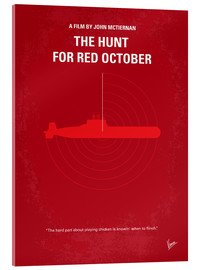 Acrylglasbild  The Hunt For Red October - chungkong