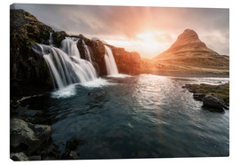 Leinwandbild  Kirkjufell - Images Beyond Words