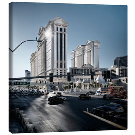 Leinwandbild  Las Vegas strip - Richard Grando