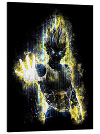 Alubild  Vegeta Fury - Barrett Biggers
