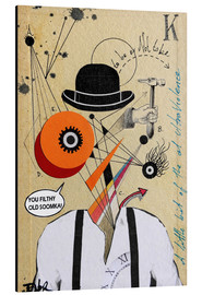 Alubild  Clockwork orange - Loui Jover